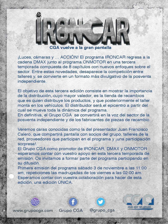 IRONCAR