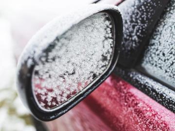 Averías del coche en invierno